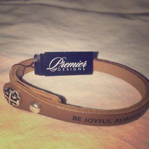 Premier Designs Be Joyful bracelet